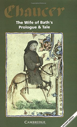 9780521466899: The Wife of Bath's Prologue and Tale (Selected Tales from Chaucer)