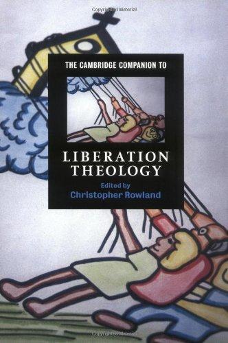 9780521467070: The Cambridge Companion to Liberation Theology (Cambridge Companions to Religion)