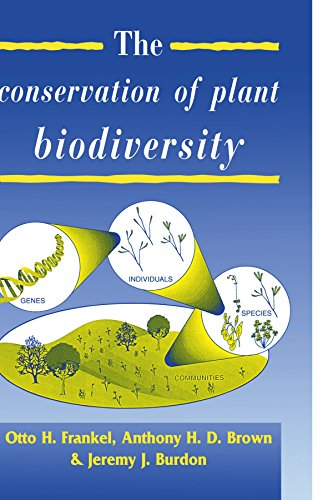 9780521467315: The Conservation of Plant Biodiversity