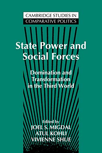 9780521467346: State Power and Social Forces (Cambridge Studies in Comparative Politics)