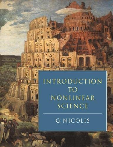 9780521467827: Introduction to Nonlinear Science