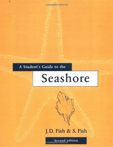 9780521468190: A Student's Guide to the Seashore