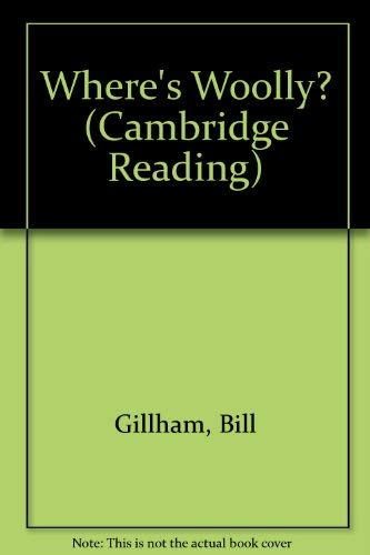 9780521468732: Where's Woolly? (Cambridge Reading)