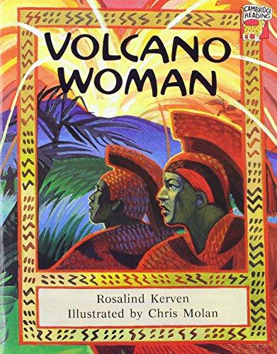 Volcano Woman (Cambridge Reading): Kerven, Rosalind