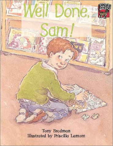 9780521468961: Well Done, Sam! (Cambridge Reading)