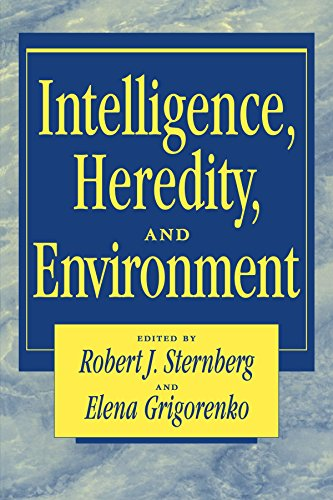 9780521469043: Intelligence, Heredity and Environment