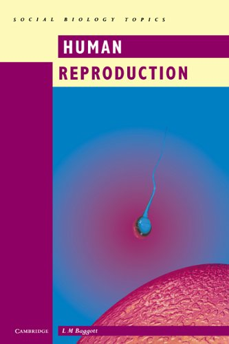 9780521469142: Human Reproduction (Social Biology Topics)