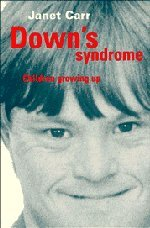 9780521469333: Down's Syndrome: Children Growing Up