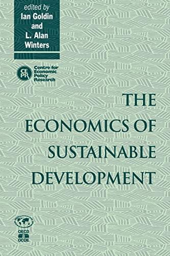 9780521469579: The Economics of Sustainable Development