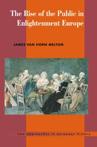 9780521469692: The Rise of the Public in Enlightenment Europe