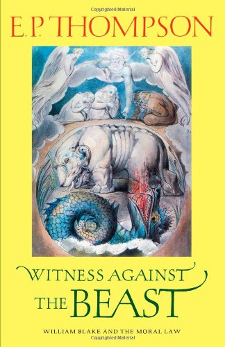 9780521469777: Witness against the Beast Paperback: William Blake and the Moral Law