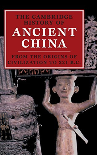 9780521470308: The Cambridge History of Ancient China: From the Origins of Civilization to 221 BC