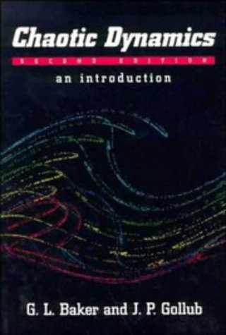 9780521471060: Chaotic Dynamics: An Introduction