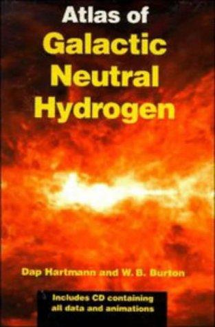 9780521471114: Atlas of Galactic Neutral Hydrogen