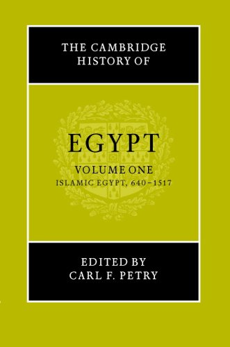 9780521471374: The Cambridge History of Egypt: Volume 1