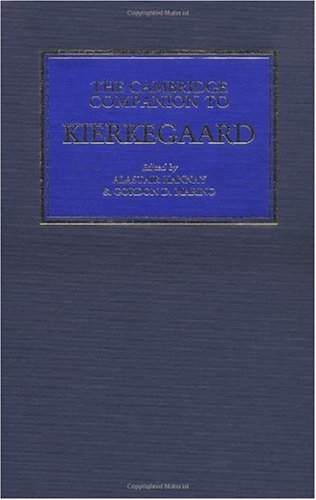 9780521471510: The Cambridge Companion to Kierkegaard Hardback (Cambridge Companions to Philosophy)
