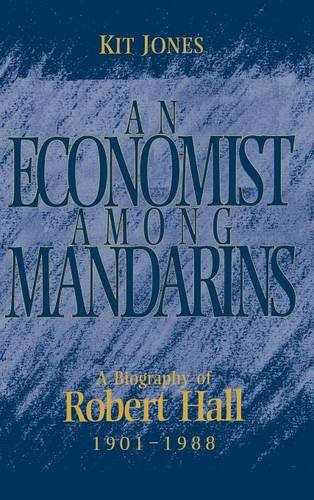 9780521471558: An Economist among Mandarins (National Institute of Economic and Social Research Economic and Social Studies)