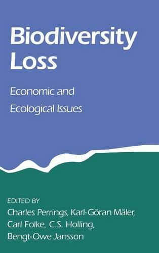 9780521471787: Biodiversity Loss: Economic and Ecological Issues