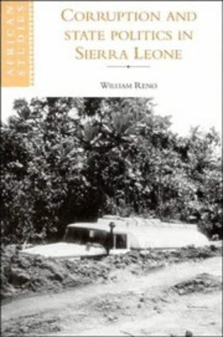 9780521471794: Corruption and State Politics in Sierra Leone (African Studies)