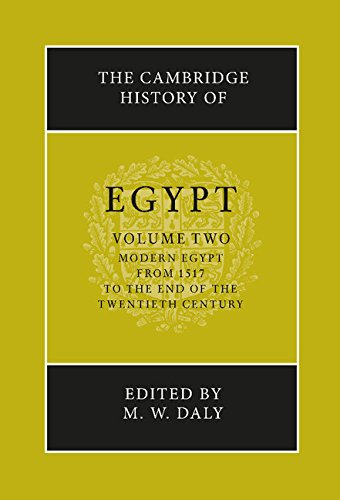 The Cambridge History of Egypt: Volume 2: Petry, Carl F.