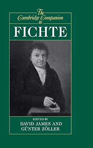 9780521472265: The Cambridge Companion to Fichte (Cambridge Companions to Philosophy)