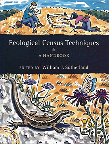 9780521472449: Ecological Census Techniques: A Handbook