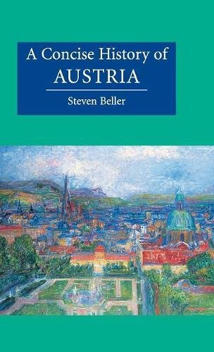 9780521473057: A Concise History of Austria (Cambridge Concise Histories)