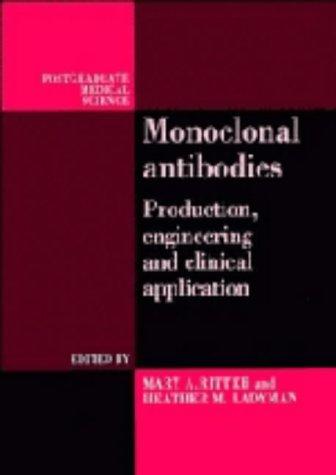 9780521473545: Monoclonal Antibodies (Postgraduate Medical Science)