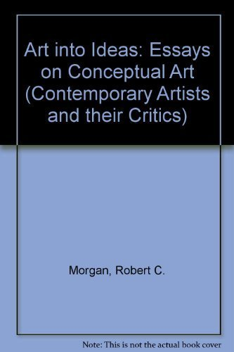 9780521473675: Art into Ideas: Essays on Conceptual Art