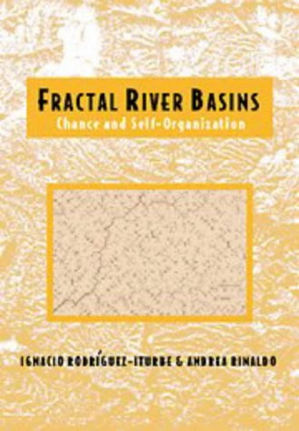 9780521473989: Fractal River Basins: Chance and Self-Organization