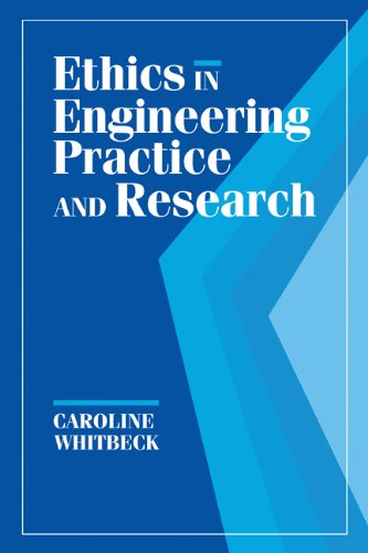 9780521474115: Ethics in Engineering Practice and Research