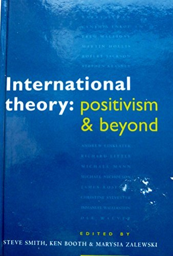 9780521474184: International Theory: Positivism and Beyond