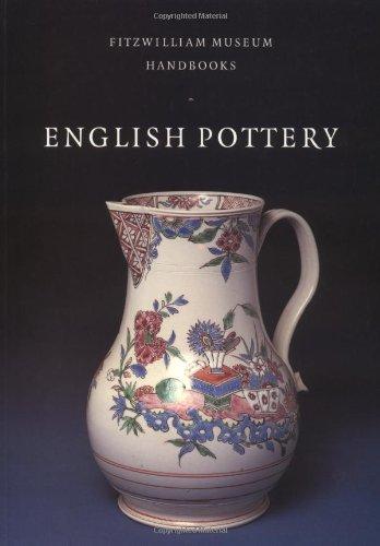 9780521475204: English Pottery Paperback (Fitzwilliam Museum Handbooks)