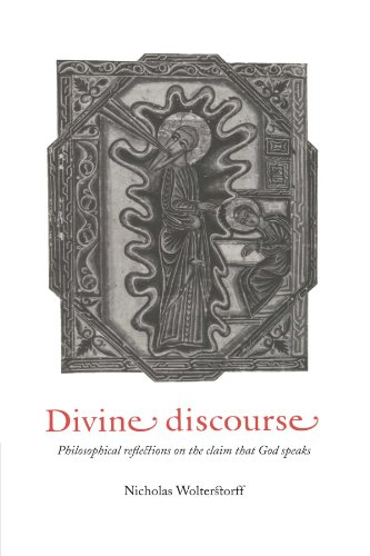 9780521475570: Divine Discourse: Philosophical Reflections on the Claim that God Speaks