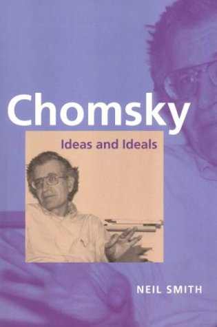 Chomsky Ideas And Ideals Smith Neilson Voyne