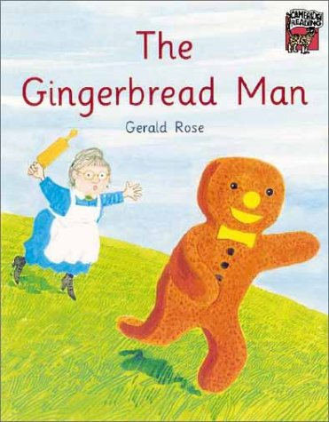 9780521476034: The Gingerbread Man (Cambridge Reading)