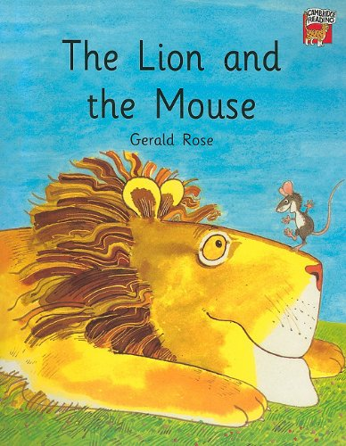9780521476041: The Lion and the Mouse (Cambridge Reading)