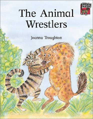 9780521476096: The Animal Wrestlers (Cambridge Reading)