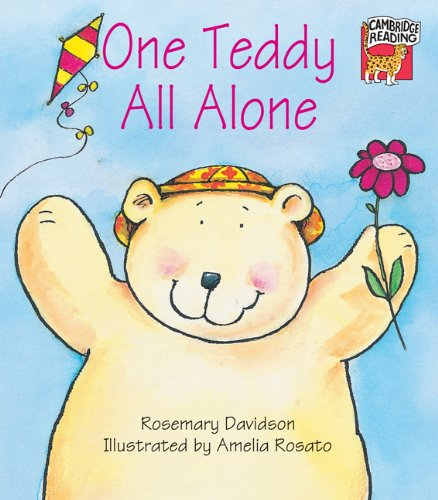 9780521476287: One Teddy All Alone (Cambridge Reading)