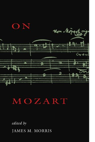 9780521476614: On Mozart (Woodrow Wilson Center Press)