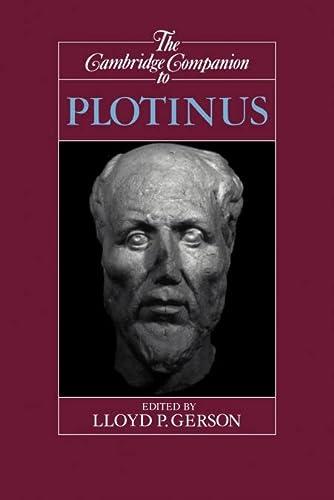 9780521476768: The Cambridge Companion to Plotinus (Cambridge Companions to Philosophy)