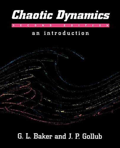 9780521476850: Chaotic Dynamics: An Introduction