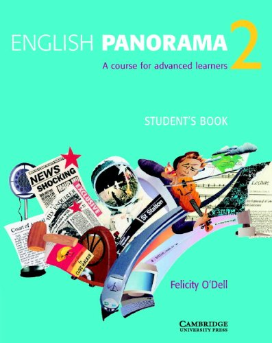 9780521476904: English Panorama 2 Student's book: A Course for Advanced Learners