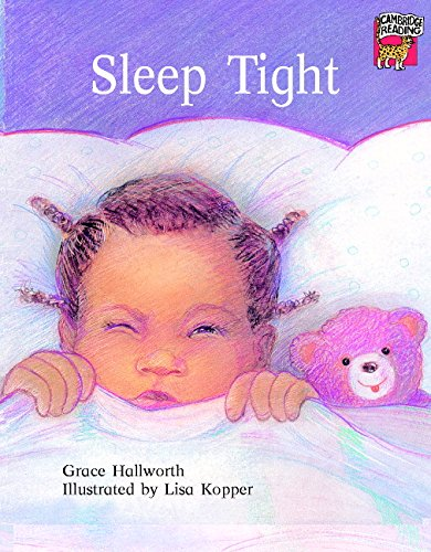 9780521477017: Sleep Tight (Cambridge Reading)