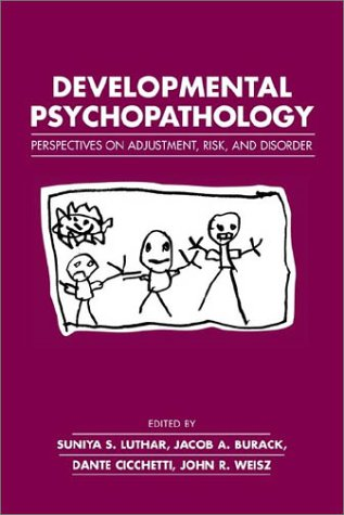 9780521477154: Developmental Psychopathology: Perspectives on Adjustment, Risk, and Disorder