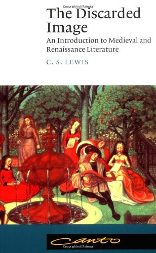 9780521477352: The Discarded Image: An Introduction to Medieval and Renaissance Literature