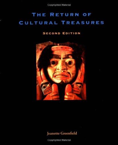 9780521477468: The Return of Cultural Treasures