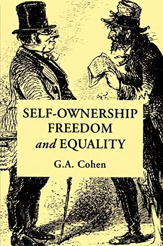 9780521477512: Self-Ownership, Freedom, and Equality Paperback (Studies in Marxism and Social Theory)