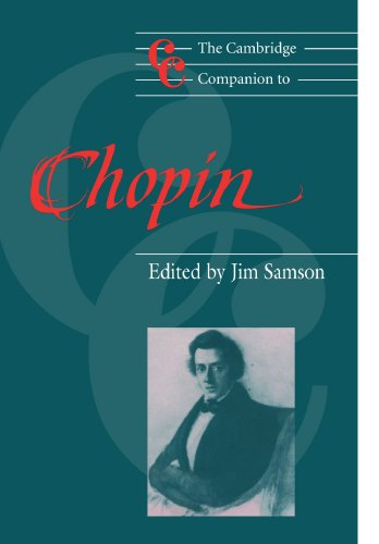 9780521477529: The Cambridge Companion to Chopin Paperback (Cambridge Companions to Music)