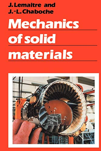 9780521477581: Mechanics of Solid Materials